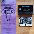 Metal Grave - Journey into the Unknown Demo Tape Tape / Vinyl / CD / Recording etc