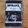 Metallica - Bang or be banged Demo/Rehearsal/Live Bootleg Tape Tape / Vinyl / CD / Recording etc