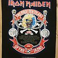 Iron Maiden - First ten years Backpatch