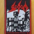 Sodom - Patch - Sodom - Sodomania Tour `88 Bootleg Patch