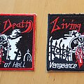 Living Death - Patch - Living Death - Vengance of Hell Bootleg Patch