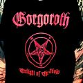 Gorgoroth - Twilight Of The Idols TShirt or Longsleeve