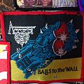 Balls to the walls Patch