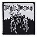 Night Demon - Patch - Logo