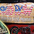 Slave to the grind U.S.A. Patch