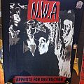 N.W.A. - Patch - NWA Appetite for destruction backpatch