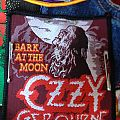 Vintage Bark at the moon Patch