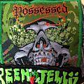Bootleg green boarder Patch
