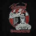 Blizzard/Barbatos - United Metal Punks Tour Shirt