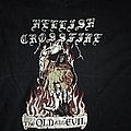 Hellish Crossfire - Into the Old and Evil Shirt