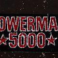 Vintage Powerman 5000 Patch