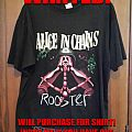 Alice In Chains - TShirt or Longsleeve - WANTED! A.I.C Rooster