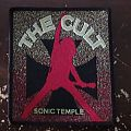 Vintage The Cult Patch - Sonic Temple