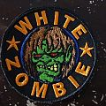 White Zombie Patch - Color