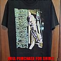 Alice In Chains - TShirt or Longsleeve - WANTED! A.I.C Sick Man