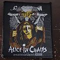 Vintage Alice In Chains Patch - Man in a Box
