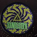 Vintage Soundgarden Patch - Badmotorfinger