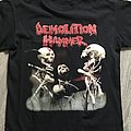 Demolition Hammer Tour shirt 1992