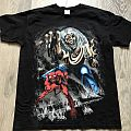 Iron Maiden - TShirt or Longsleeve - Iron Maiden Tour Shirt England 2013 number of the beast