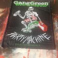 Gang Green - Patch - Gang Green Party Machine  Patch