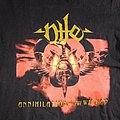 Nile Anihilation of the Wicked  shirt