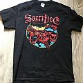 Sacrifice - Torment in fire shirt
