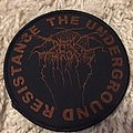 Darkthrone - The Underground Resistance patch