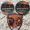 Bathory - Patch - Bathory patches