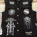 Kroda - Battle Jacket - Black Metal vest