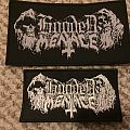 Hooded Menace patches