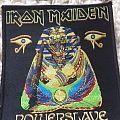 Iron Maiden - Powerslave patch