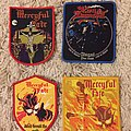 King Diamond Mercyful Fate patches