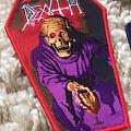 Death - Patch - Death - Coffin patch
