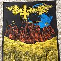 Deathhammer - Phantom Knights back patch