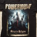 Powerwolf - Blood Of The Saints t-shirt