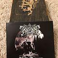 Kroda - Kälte Aurora Wooden Box Tape / Vinyl / CD / Recording etc