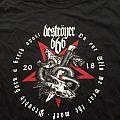 Deströyer 666 - TShirt or Longsleeve - Deströyer 666 - 2018 t-shirt