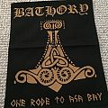Bathory - One rode to asa bay BP Patch