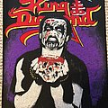 King Diamond - Conspiracy backpatch