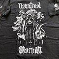 Nokturnal Mortum - Nechrist t-shirt