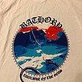 Bathory - Twilight of the Gods t-shirt (white)