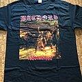Bathory - TShirt or Longsleeve - Bathory - Hammerheart t-shirt
