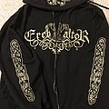 Ereb Altor - Hooded Top - Ereb Altor - Järtecken zip-hoodie