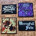 Patches - Mercyful Fate/King Diamond