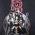 Black Death Heavy Metal shirt