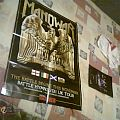Other Collectable - A Giant Manowar's tour poster...