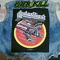 Patch - Giant Overkill logo patch