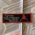 Thin Lizzy - Patch - Thin Lizzy mini strip