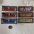 Thin Lizzy - Patch - Thin Lizzy mini-strip set