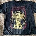 Behemoth 2018 Tour Shirt